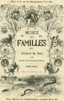 Musee des Familles - Hintergr�nde