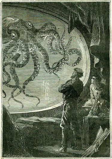 Bildergebnis für jules verne kraken
