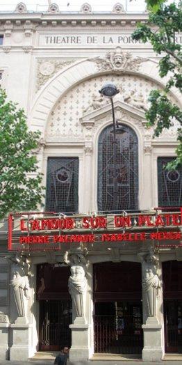 Pariser theater in denen die st cke jules vernes - Petit theatre de la porte saint martin ...